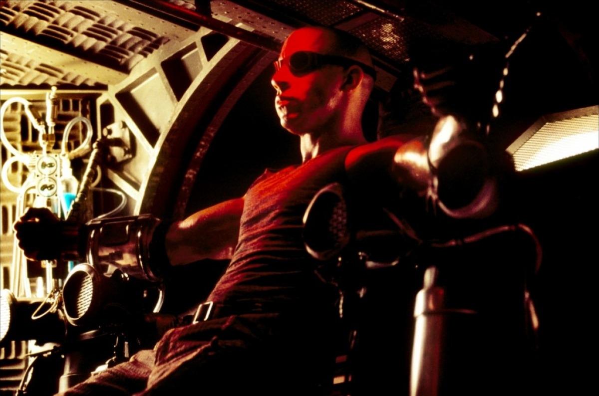 Фільм «Хроніки Ріддіка» (2004): Він Дізель 1200x794