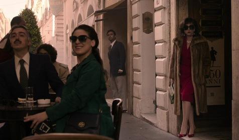 «Дом Gucci» — кадры