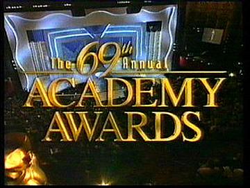 «69-я церемония вручения премии «Оскар»» — кадри