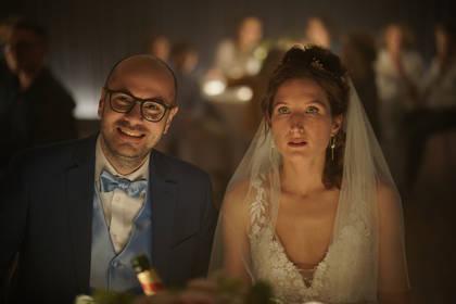 «Холостяк на свадьбе» — кадры