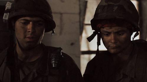 «Боевые шрамы» — кадры