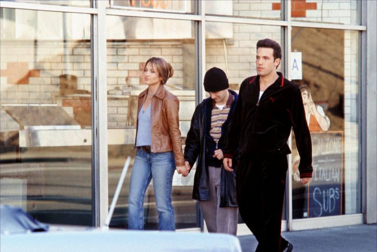 Фильм «Джильи» (2003): Дженнифер Лопес, Джастин Барта, Бен Аффлек 1200x801