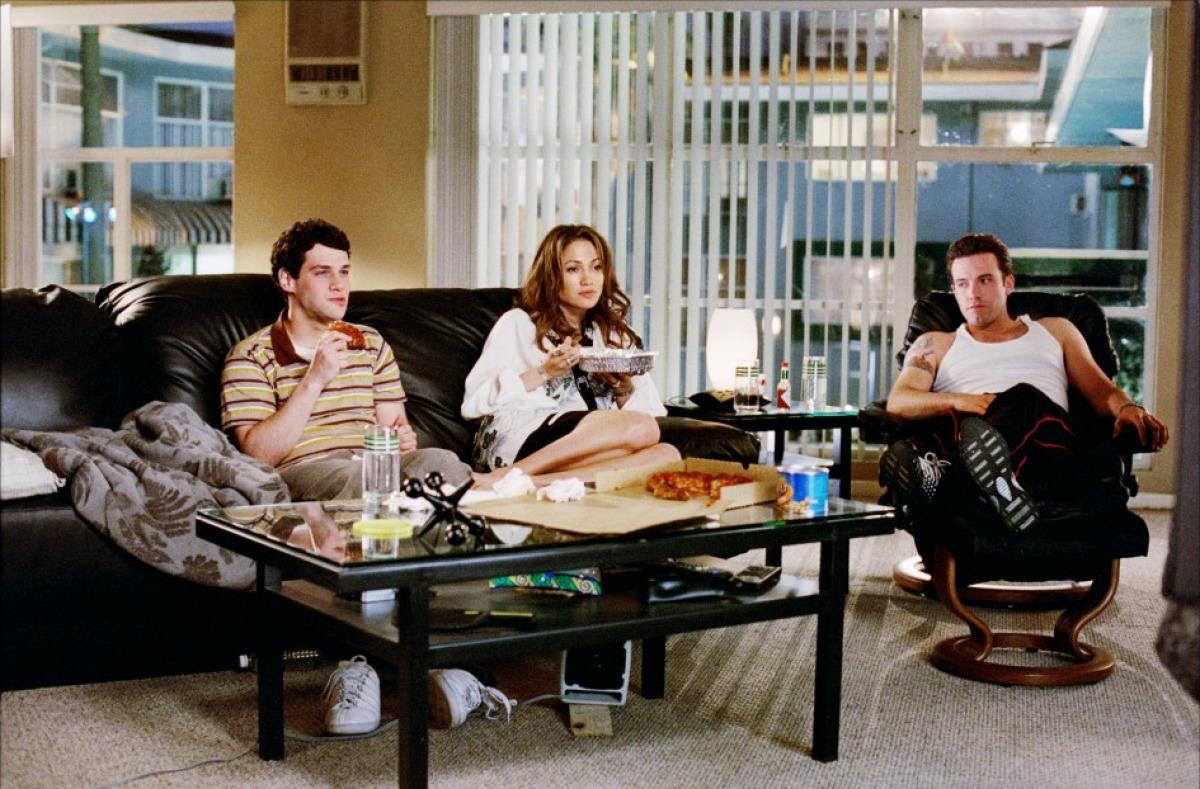 Фильм «Джильи» (2003): Джастин Барта, Дженнифер Лопес, Бен Аффлек 1200x789