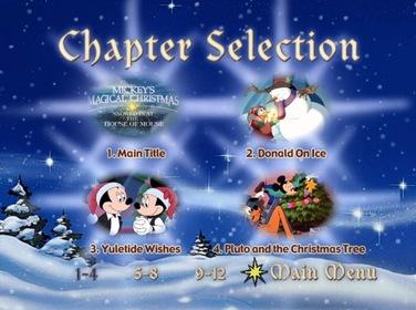 «Волшебное Рождество у Микки» — кадры
