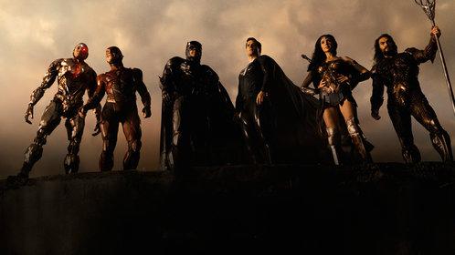 «Лига справедливости Зака Снайдера» — кадры