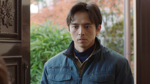 «Перерыв в съёмках Касуми Аримуры» — кадри