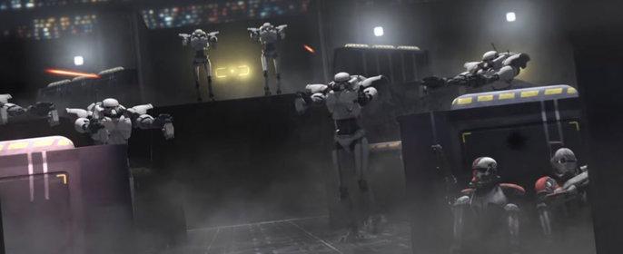 «Зоряні війни: Погана партія» — кадри