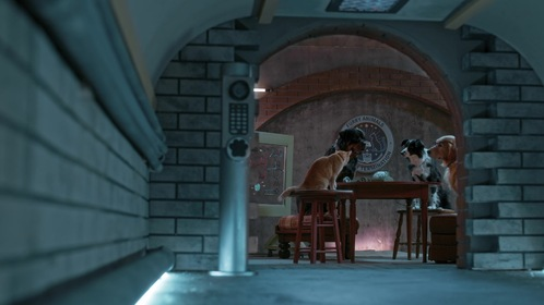 «Кошки против собак 3: Лапы, объединяйтесь» — кадры