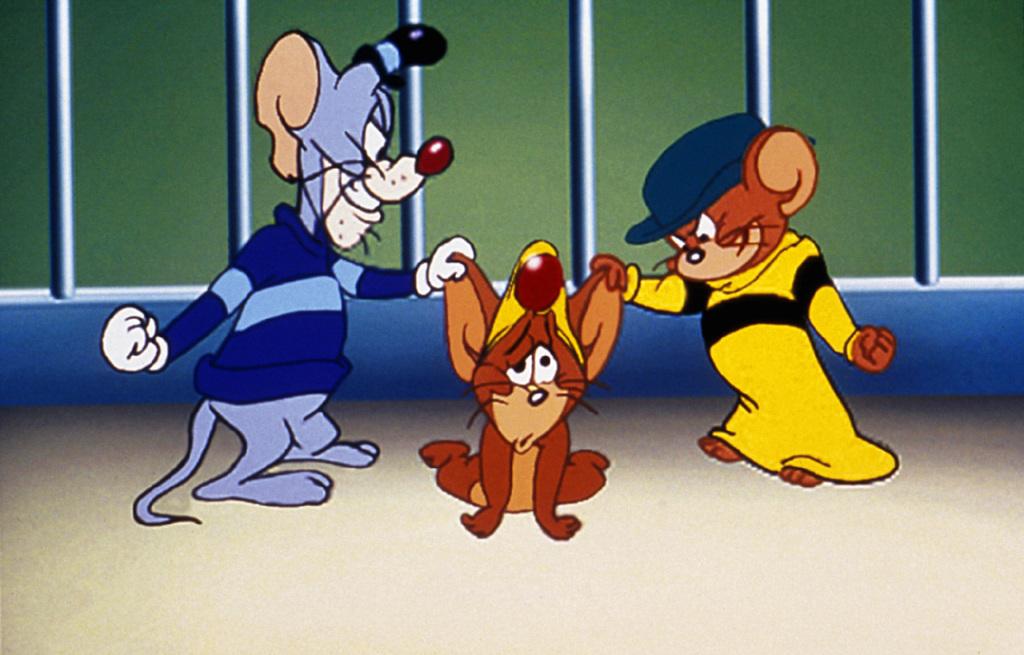 Мультфільм «Том і Джеррі: Чарівне кільце» (2001): Френк Уелкер, Біллі Вест 1024x655
