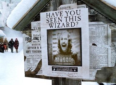 «Гарри Поттер и узник Азкабана» — кадры