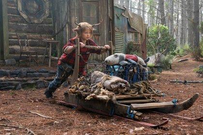 «Sweet Tooth: Мальчик с оленьими рогами» — кадры