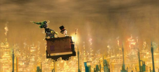 «Пупелль из города дымоходов» — кадри