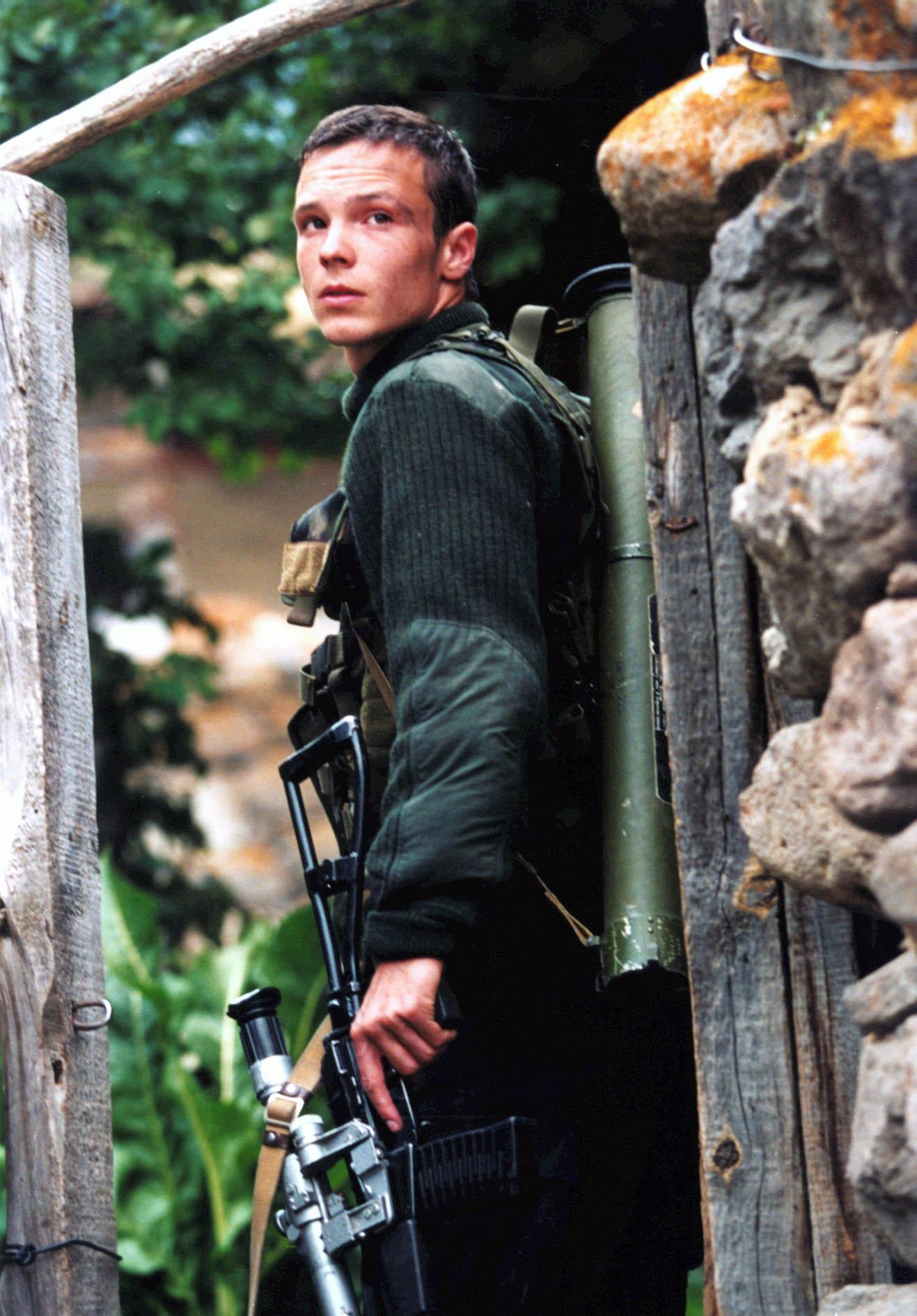 Фільм «Війна» (2002): Алексей Чадов 1317x1890