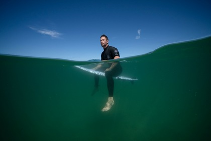 «Акулий пляж» — кадри