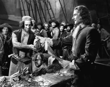 «Одиссея капитана Блада» — кадры