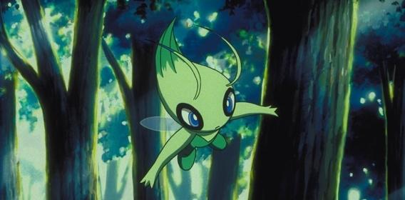 «Покемон назавжди : Селебі - голос лісу» — кадри
