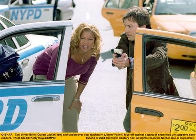 «Нью-Йоркское такси» — кадры