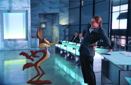 «Луні Тьюнз: Знову в ділі» — кадри