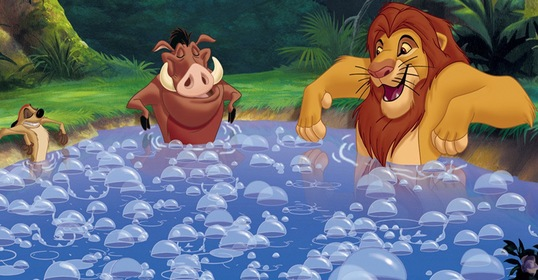 «Король Лев 3: Хакуна матата» — кадри