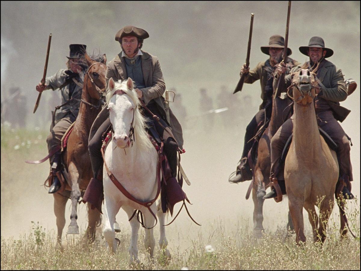 Фільм «Форт Аламо» (2004): 1200x904