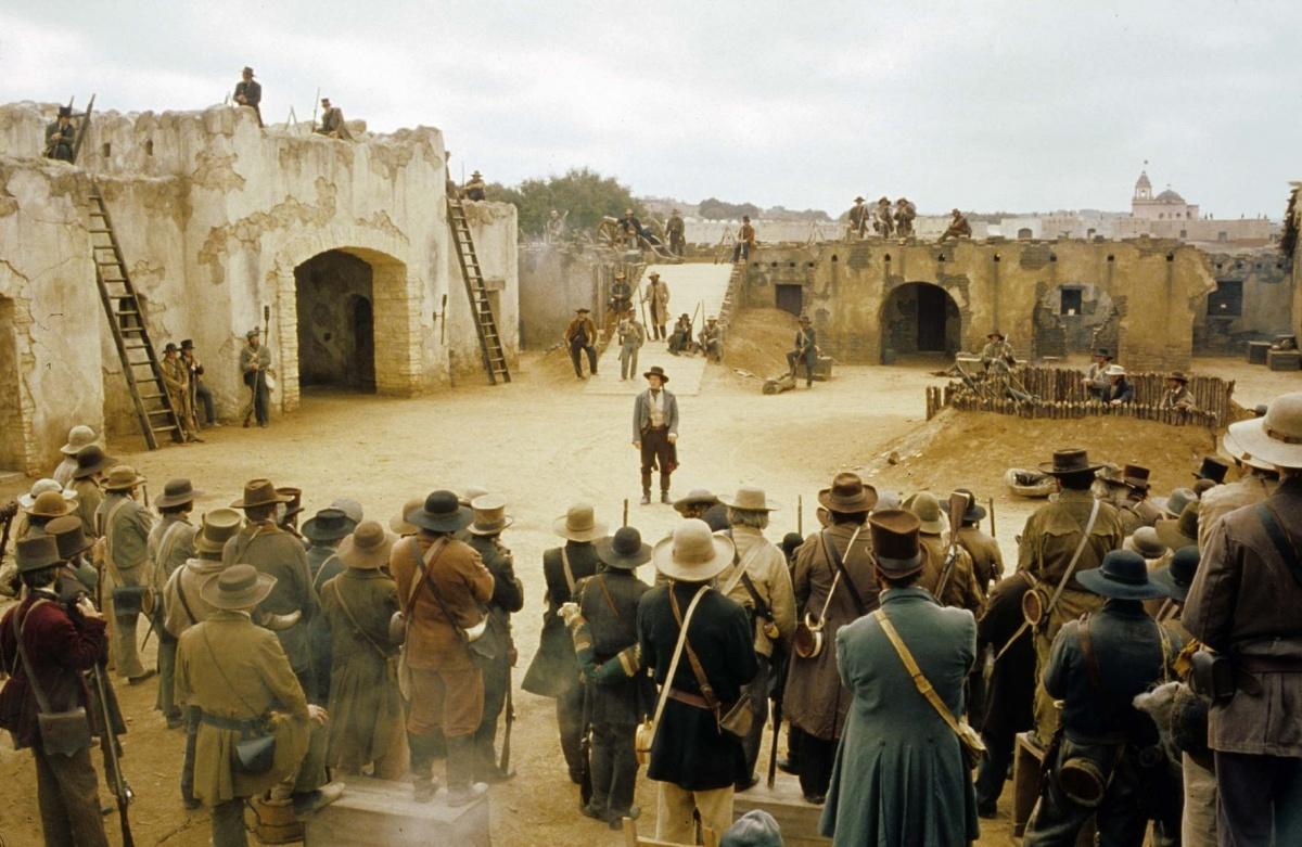 Фільм «Форт Аламо» (2004): 1200x781