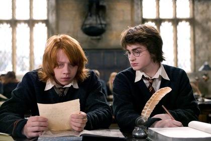 «Гаррі Поттер і Келих вогню» — кадри