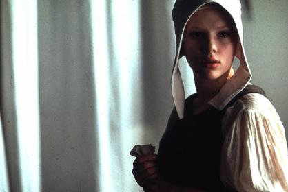«Дівчина з перлиновою сережкою» — кадри