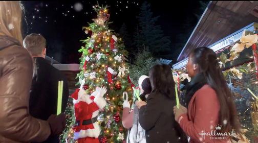 «Шато Рождество» — кадри