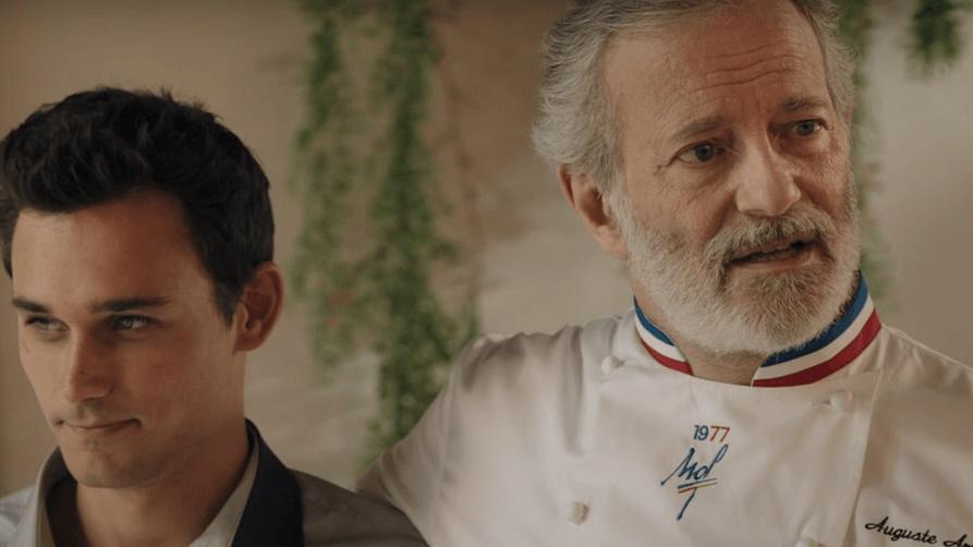 Сериал «Здесь всё начинается» (2020 – ...): Франсис Юстер, Фабиан Волфром 1 сезон, 2 эпизод 893x502