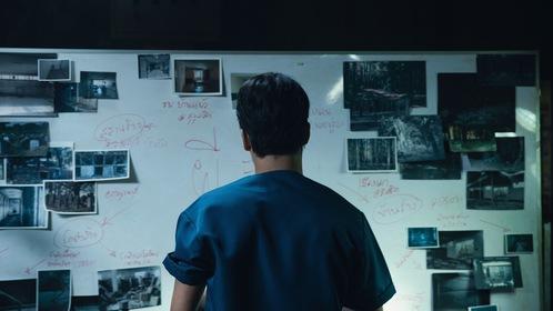 «Лаборатория призраков» — кадры