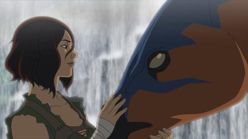 «Арк: Анимационный сериал» — кадри