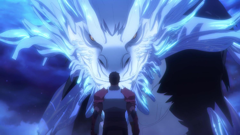 Серіал «Dota: Кров дракона» (2021 – ...): 1 сезон, 5 епізод — «Вогняна оповідь» (The Fire Sermon) 1500x844