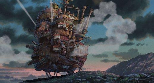 «Ходячий замок» — кадры