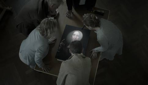 «Утраченный Леонардо» — кадры