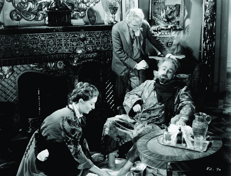 Фильм «Жизнь Эмиля Золя» (1937): Глория Холден, Пол Муни 1500x1144