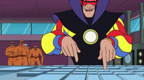 «Витрина DC: Синий Жук» — кадри