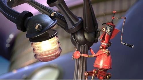 «Роботи» — кадри
