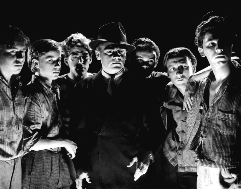 Фильм «Ангелы с грязными лицами» (1938): Джеймс Кэгни 1500x1178