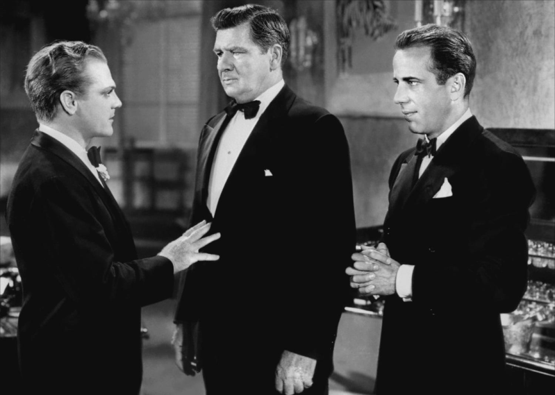 Фильм «Ангелы с грязными лицами» (1938): Джеймс Кэгни, Хамфри Богарт 1500x1066