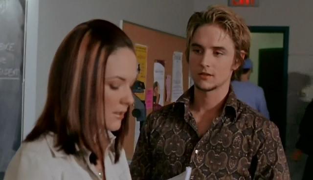 Серіал «Поклик Тру» (2003 – 2005): Шон Рівз 1 сезон, 16 епізод — «Два за раз» (Two Pair) 640x368