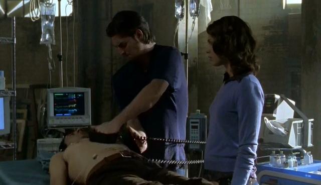 Серіал «Поклик Тру» (2003 – 2005): Марк Маткевич 1 сезон, 5 епізод — «Преследование» (Haunted) 640x368