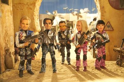 «Команда «Америка»: Світова поліція» — кадри