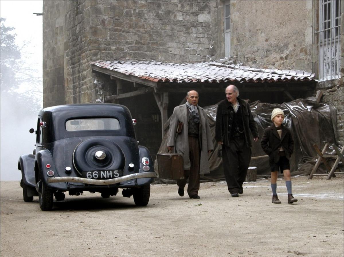Фильм «Хористы» (2004): Жерар Жюньо 1200x896