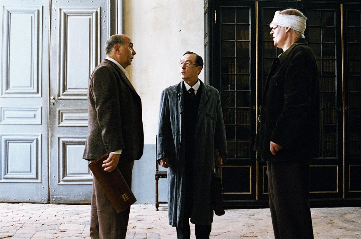 Фильм «Хористы» (2004): Жерар Жюньо 1200x794
