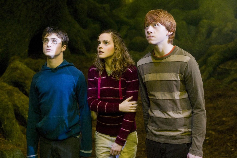 Правила на съемках Гарри Поттера