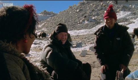 «Гималаи с Майклом Пэйлином» — кадри