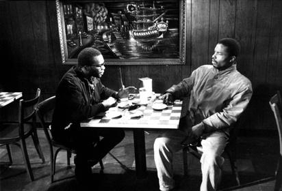 «Кава і сигарети» — кадри