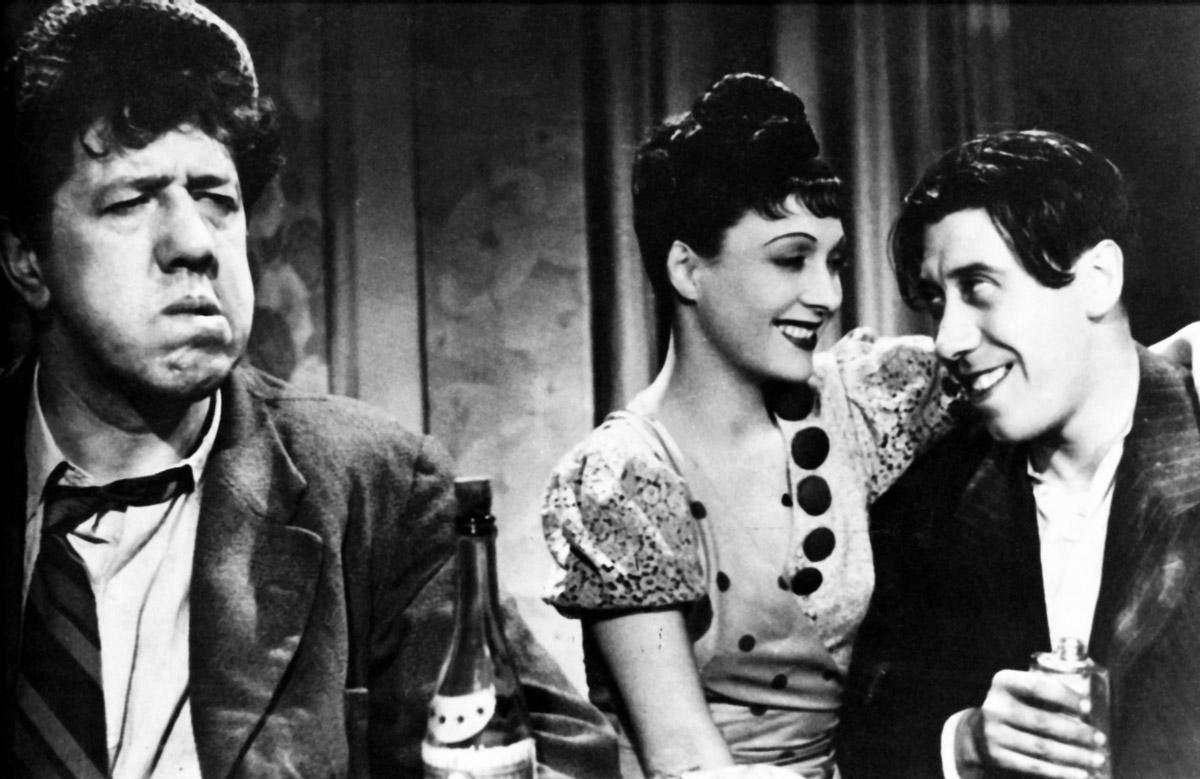 Фільм «Фрич, ГРП» (1939): Мішель Симон, Арлетті, Фернандель 1200x779