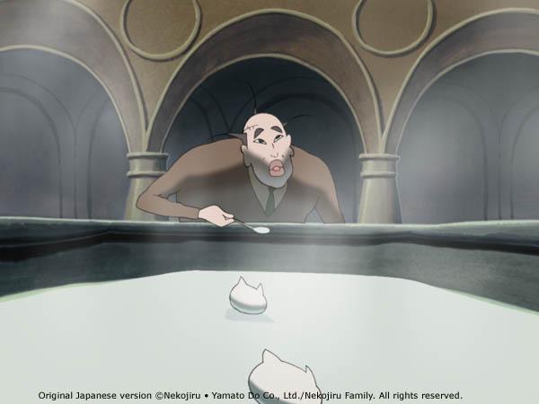 Мультфільм «Котячий суп» (2001): 600x450