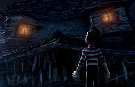 «Дом-монстр» — кадры